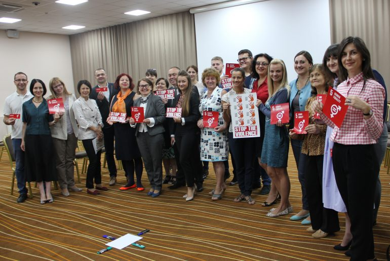 Workshop to coordinate civil society efforts for gender equality