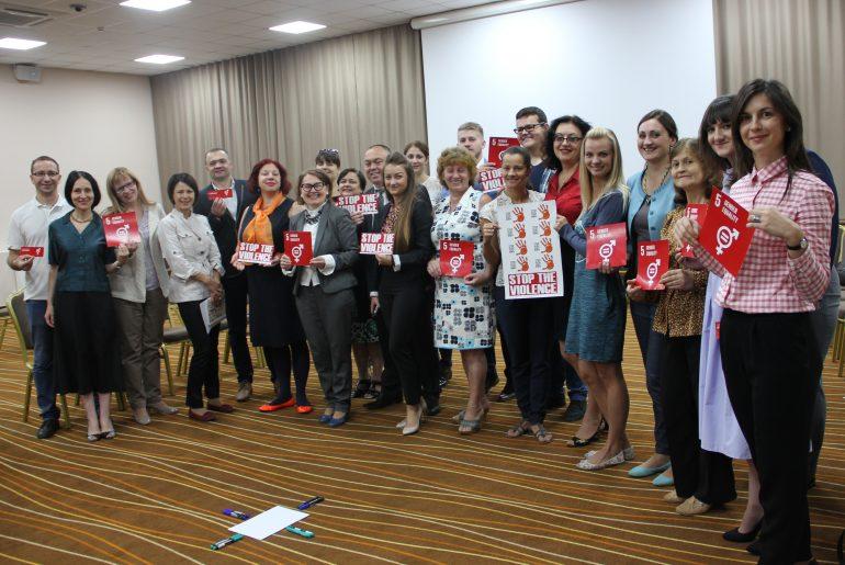 Atelier de coordonare a eforturilor societății civile pentru egalitatea de gen