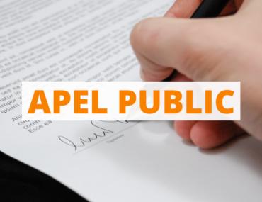 Copy of APEL PUBLIC